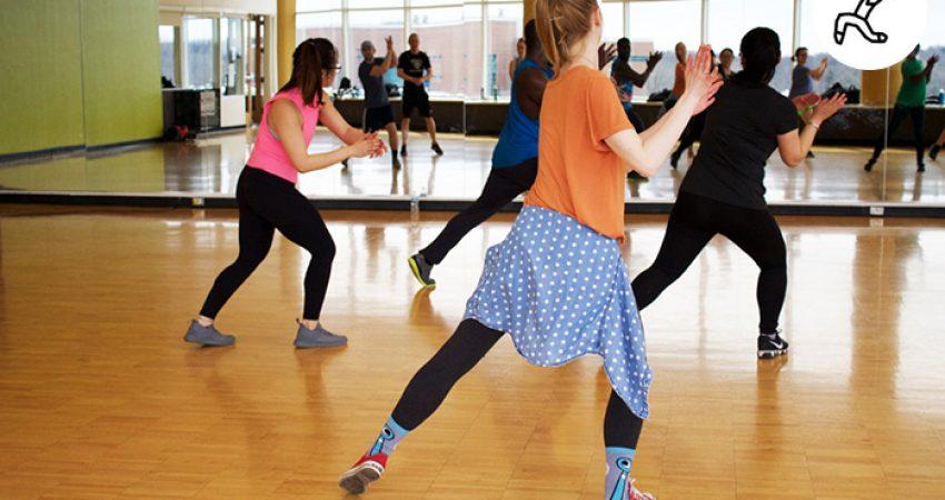 gym fit dance